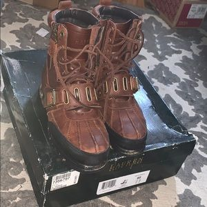 Polo boots (W)